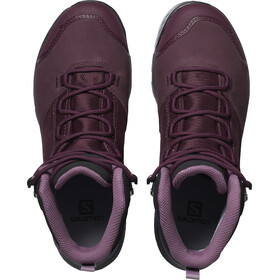 Salomon OUTward GTX Zapatillas Mujer, violeta